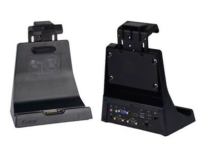Getac Office Dock - für Getac F110, F110 G2, F110 G3 Dockingstation, GDOFE5