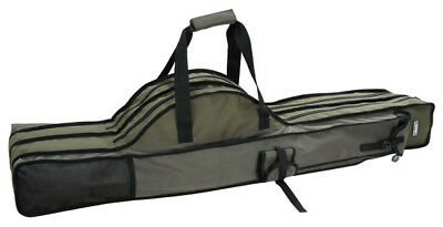 Dam Rod Bag Padded with 3 Compartments Rod Holdall Length from 1,10m - 1,90m