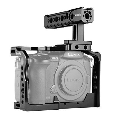 SMALLRIG GH5 Cage with Top Handle for Panasonic Lumix GH5-2050