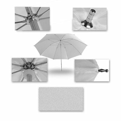 Studio Translucent Umbrella for Studio Flash Lighting Photographic Apparatus G4U