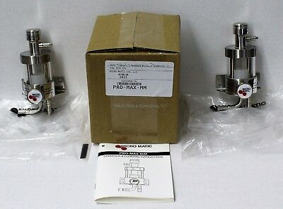 2 x Micro Matic Pro-Max-MM In-Line Profit Maximizers, New in Box - No Beer Waste