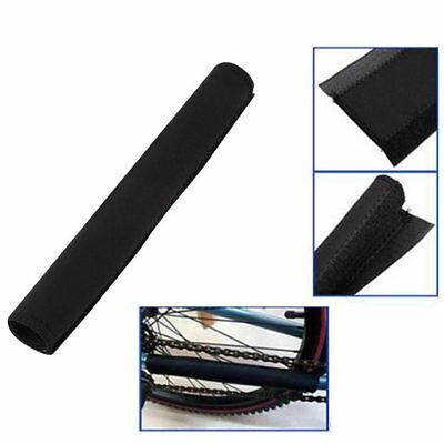 2pcs Bike Bicycle Cycling Chain Frame Protector Tube Wrap Cover ERard ER