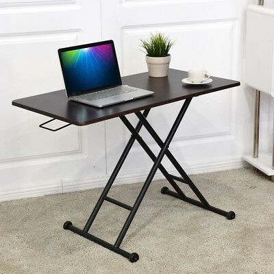Home Office Height Converter Sit-Stand PC Laptop Table Computer Desk Workstation