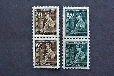 1944 German Occupation Stamps MNH** Bohemia and Moravia. Hitler. Clearance Sale