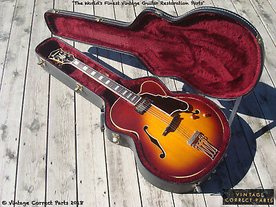 Vintage 1978 Ibanez FA-500 Johnny Smith Gibson Copy L-5 L-5C L5 Sugihara Signed!