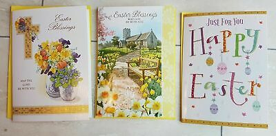 Easter Cards Choice Of Various Simon Elvin Designs With Free Postage