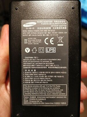 Genuine Original Samsung Ac/dc Adapter Dsp-3012Le 12V 2.5A - Uk Seller