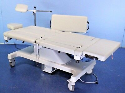 MPI MEDICAL POSITIONING Inc  DBI 7407 US DBI Breast Biopsy Ultrasound Table