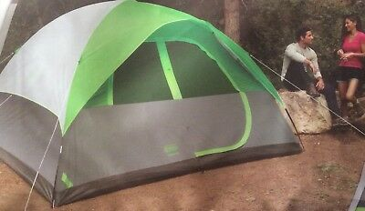 Coleman Flatwoods 8 Person Dome Tent ~ NEW Rainfly Door Awning & NEW COLEMAN Flatwoods 2 6 person dome tent - $90.00 | PicClick