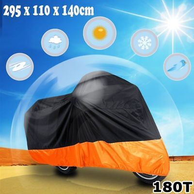 XXXL Motorcycle Cover For Harley Davidson Electra Glide Ultra Classic FLHTCU AU