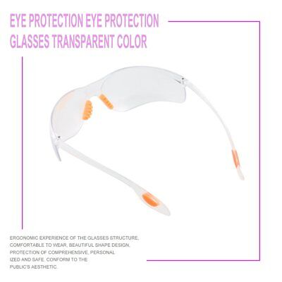 Safety Glasses Protective Motorcycle Goggles Dust Wind Proof Lab Goggles GU