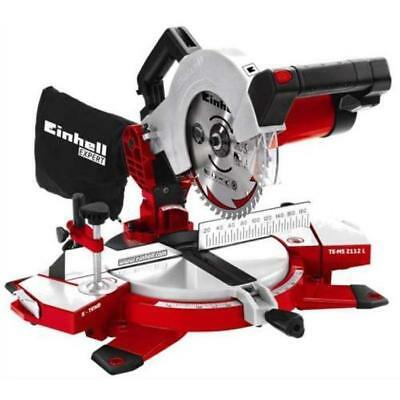 EINHELL Scie a onglet avec laser 210mm 1400W TE-SM 2112 L lame 48 dents