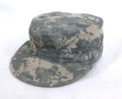 47c22c68660 US army Issued Desert Digital Camouflage Military Patrol Cap size 7  A18