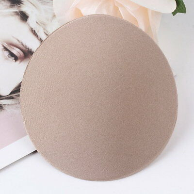 Reusable Invisible Skin Adhesive Cloth Cover Silicone Nipple Cover Bra Pad F#