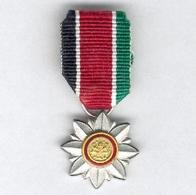 KENYA. Miniature Order of the Burning Spear, Chief