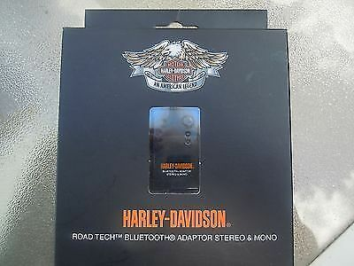 Harley-Davidson Road Tech Bluetooth Adaptor Stereo & Mono - 98271-09Vm