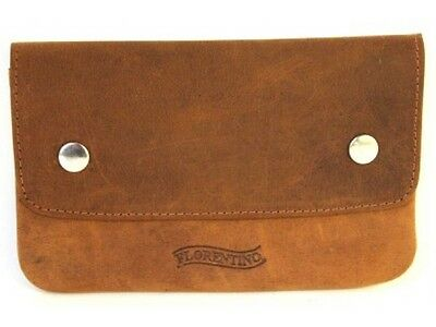 Leather Tabacco Pouch 12013 Brown