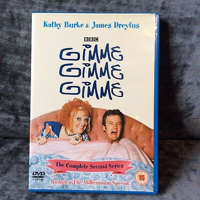 Gimme Gimme Gimme - The Complete Second Series - DVD