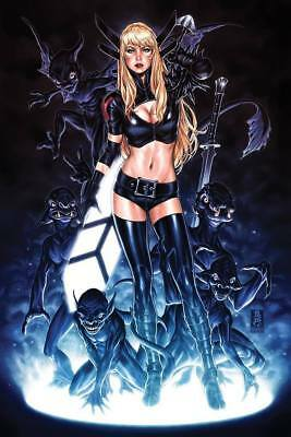 New Mutants Dead Souls #1 Mark Brooks Magik Black Cover C Variant PRE-SALE
