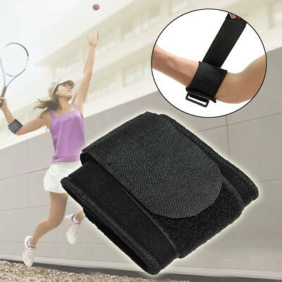Adjustable Tennis Golf Fitness Elbow Support Brace Strap Pad Sports Protector