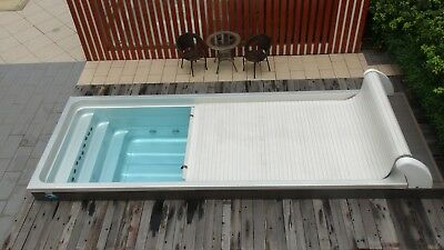 Schwimmspa * Endless 5* Swim Spa Swimming Pool Gegenstromanlage Swimspa
