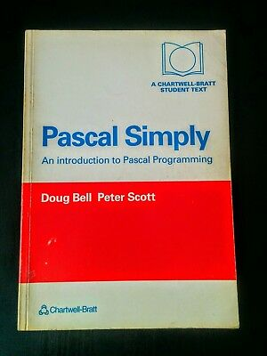 Pascal Simply (An Introduction to Pascal Computer Programming)