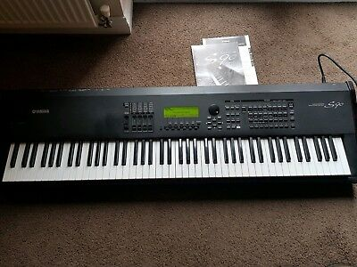 yamaha s90 keyboard with some manuals included 500 00 picclick uk rh picclick co uk yamaha 90 manual yamaha s90 es manual