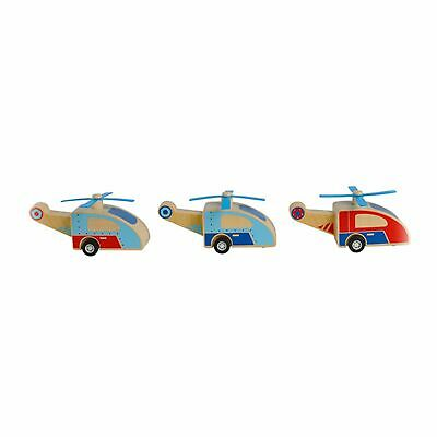 NEW Baby Clothing, Gifts and Accessories Tiger Tribe Pull Back Helicopter