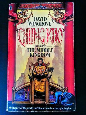 The Middle Kingdom (Chung Kuo #1) by David Wingrove [Epic Sci-Fi Fiction]