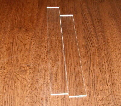 ACRYLIC PERSPEX SHEET BOARD - 2...4mm CLEAR ACRYLIC GLASS - VARIOUS SIZES OFFCUT