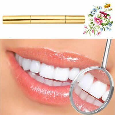 Golden Dental Teeth Whitening Pen Bleach Stain Remover Tooth Gel Instant WhiHO