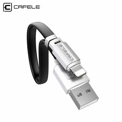 1.2m Extra Long USB Data Sync Cable Lead Lightning Charger For iPhone X 5 6 7 8