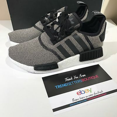 c6240dee0 ADIDAS NMD US Uk 4 4.5 5 6 8.5 Beige Brown White R1 Gs Womens Size .
