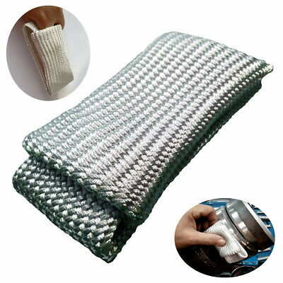 TIG Finger Welding Gloves Heat Shield Guard Heat Protection Gear For Weld Monger