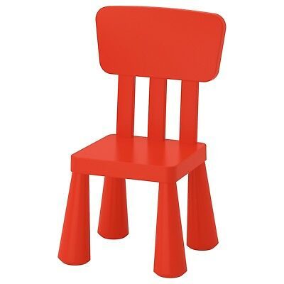Mammut Children S Play Chair Plastic Some Assembly Required