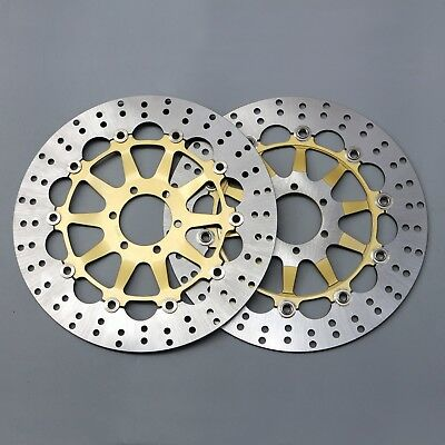 Front Brake Disc Rotor Fit For DUCATI 916 ST4 944 ST2 Sport Touring GT1000 748SP