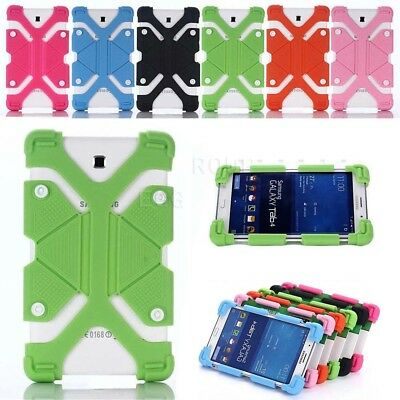For Lenovo Tab 7 Essential TB-7304F/I/X Kids Safe Shockproof Silicone Case Cover