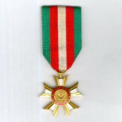MADAGASCAR. National Order of the Republic, knight, 1958-1975 issue