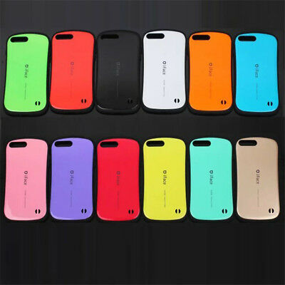 Fashion iface Durable Shockproof Heavy Case For iPhone X XR XS Max 6 6s 7 8 Plus