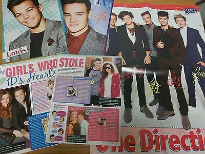 One Direction posters & clippings #1