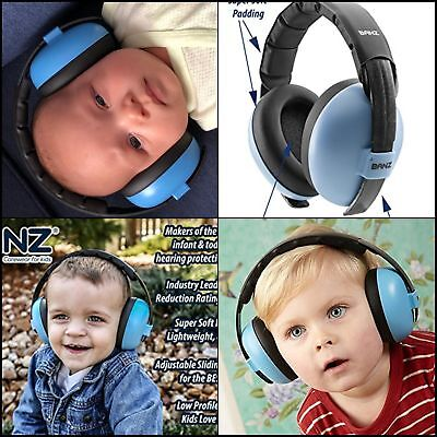 Earmuffs Infant Hearing Protection Noise Reduction Rating Soft Comfortable Ears