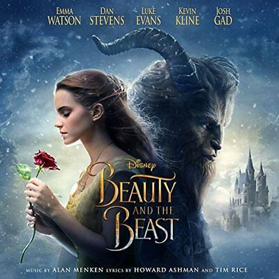 Beauty And The Beast (Original Motion Picture Soundtrack) [Cd] New & Sealed