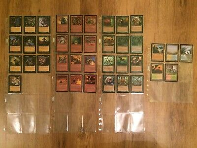 Magic the Gathering - Rare Cards - Onslaught - MTG
