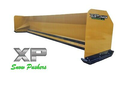 16' JRB 416 Snow pusher box for backhoe loader Express Snow Pusher LOCAL PICK UP