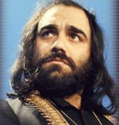 2CD Demis Roussos - Greatest Hits Collection Music 2CD