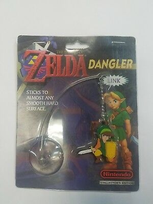 Legend of Zelda Link Dangler 2004 Display