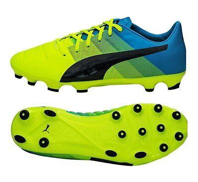 PUMA EVO POWER 4 12.0 Youth Size Soccer Cleats EUR 18,52