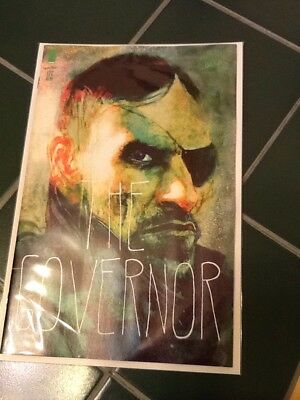 "The Walking Dead Issue #177 Variant Cover ""The Governor"" Image Comics"