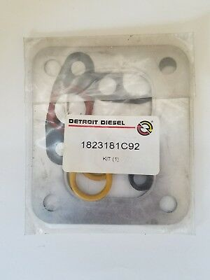 New Oem Detroit Diesel Turbo Gasket Kit 1823181C92