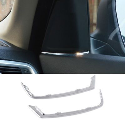 Audio Speaker Strip Stereo Decal Cover Trim Sticker For BMW 5 Series 525 520 F10